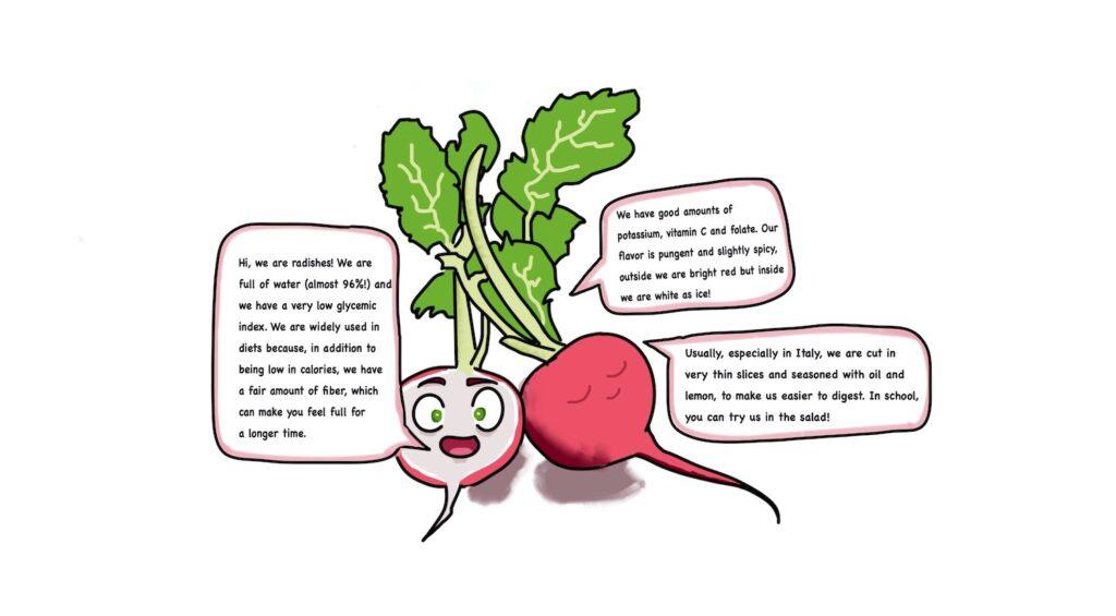 radish describing benefits